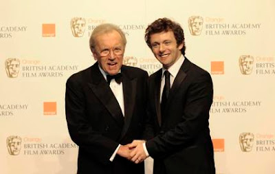 Michael Sheen  and David Frost