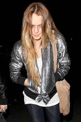 Lindsay Lohan  Singer Musician DJ Samantha Ronson Hot Photos