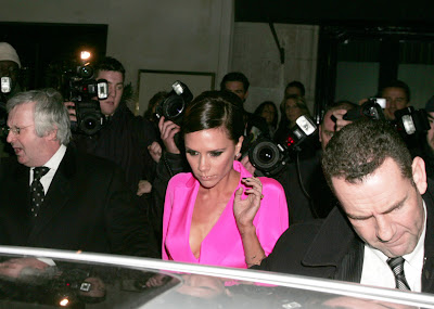 Celebritie: Victoria Beckham New Wallpapers