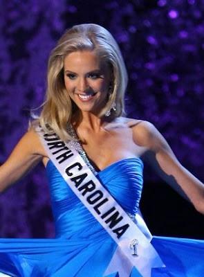Miss North Carolina USA Kristen Dalton crowned Miss USA 2009