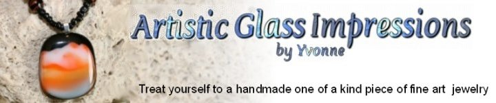 Artistic Glass Impressions By Yvonne