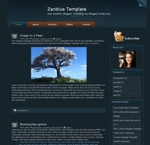 2 Column Templates - ZanBlue
