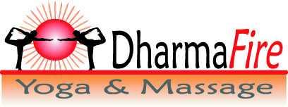 DharmaFire <br>Yoga <br>& <br>Bodywork