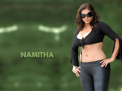 Namitha sizzling picture sexy wallpapers