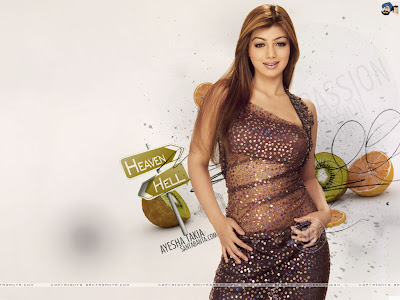 Ayesha Takia's new look for WANTED Movie 6
