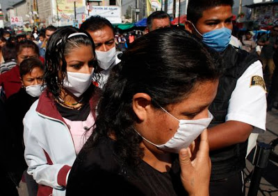 1,300 new cases of swine flu in Mexico in just 3 days