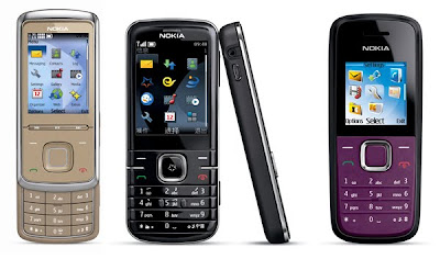 Nokia CDMA Phones in China