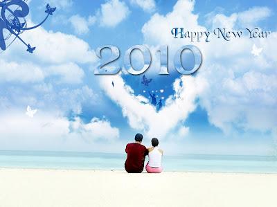 New Year 2010 image