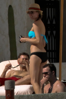 Diane Kruger Bikini Photo in Mexico photo