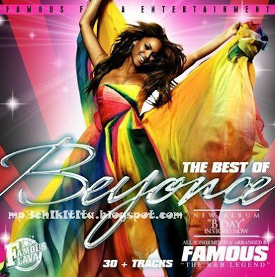 thebestofbeyonce Baixar  Beyonce   The Best Of Beyonce (Mixed By DJ Famous)
