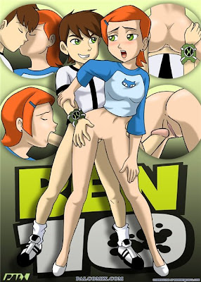 Capa Ben 10   Hentai XxX Download Gratis