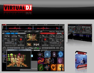 Download Atomix Virtual DJ Professional 5.2.1 baixar