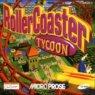 Capa Roller Coaster Tycoon Download Gratis