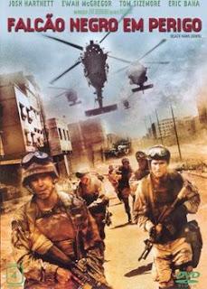 Baixar Filme - Falcão Negro em Perigo - DVDRip Rmvb - Dublado