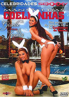 Baixar Filme  Sey  Giselle e Jessica Correa  Manso das Coelhinhas  Dvdrip  Xvid