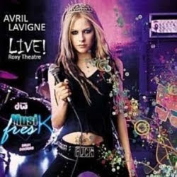 Download de Filmes osa1qo Avril Lavigne   Live at Roxy Theatre