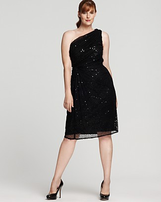 Ischel E. Style: Bloomingdales Plus Style Party Dresses !