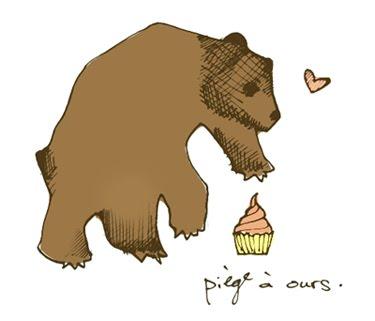 Le piège à ours
