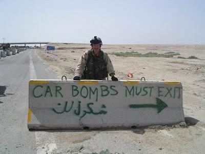 Carro bombas por ali