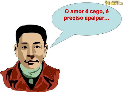 sabedoria oriental - o amor  cego