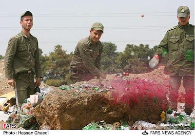 Crueldade no Irã 3