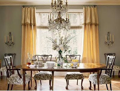 Willow Decor: The Swedish Dining Room