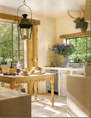 Willow Decor: Kitchen Trend - No Upper Cabinets