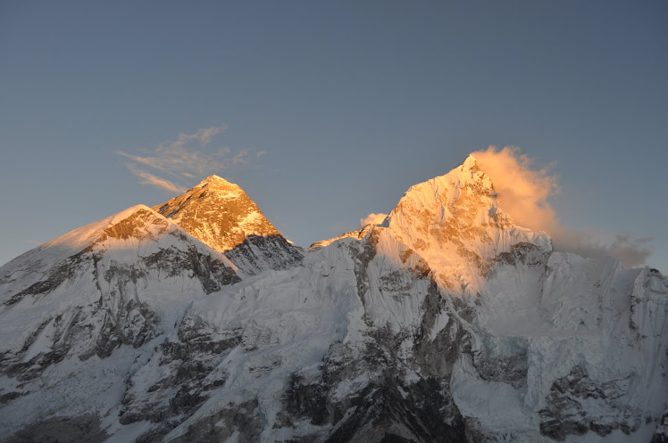 Sagarmatha Sunset