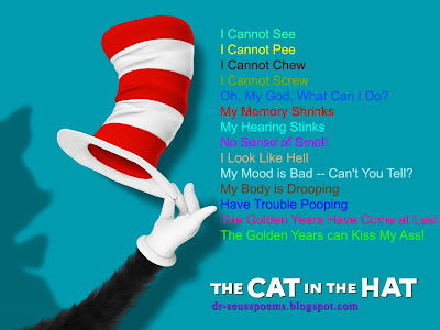 The cat in the hat poems