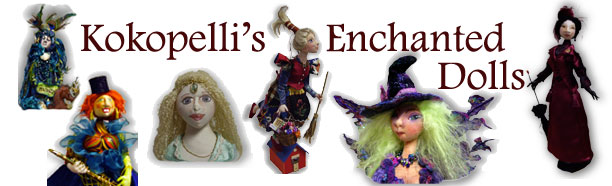 Kokopelli's Enchanted Dolls