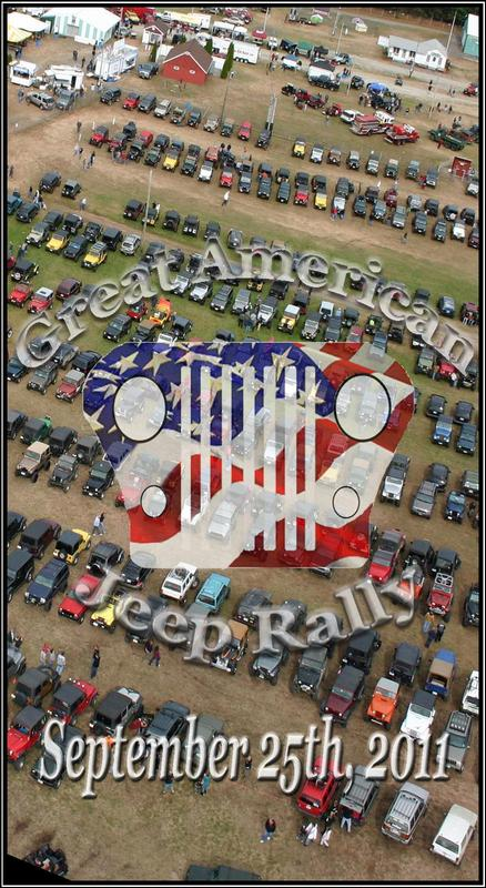 Extreme vehicle builders great american jeep rally 2011 date for Great american builders