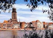 Holanda vista desde el sur