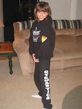 McKayla the gymnast.....