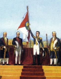 Resultado de imagen de independencia San Martin