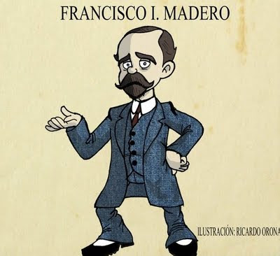 Revolucion Mexicana Caricatura Caricaturas de la Revolucion
