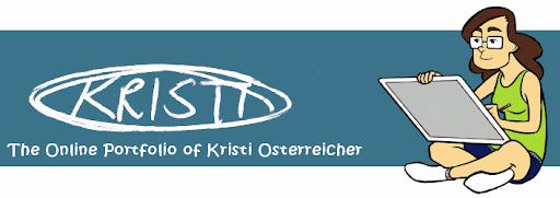 Kristi Osterreicher's Portfolio Blog