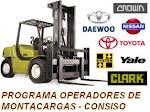 Capacitación, Evaluación y Calificación en Seguridad Industrial para Operadores de Montacargas-32 h