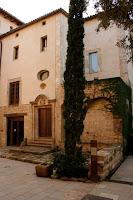 Palau abacial del monestir de Sant Cugat