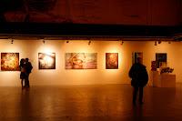 Exposición del artista Horacio Elena en el Mercat Vell de Sitges, hasta el 25 de octubre 2009