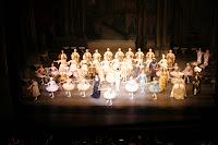 Royal Opera House en el Liceo La Bella Durmiente