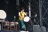 Suji san y Eto san bailando