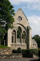 Entrada Valle Crucis Abbey