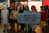 Cosplay Studio Ghibli