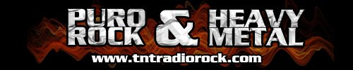TNT Radio Rock. 100% Puro Rock & Heavy Metal