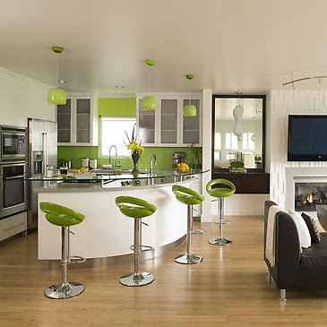 Feng Shui Elegant Kitchen Design and decoration