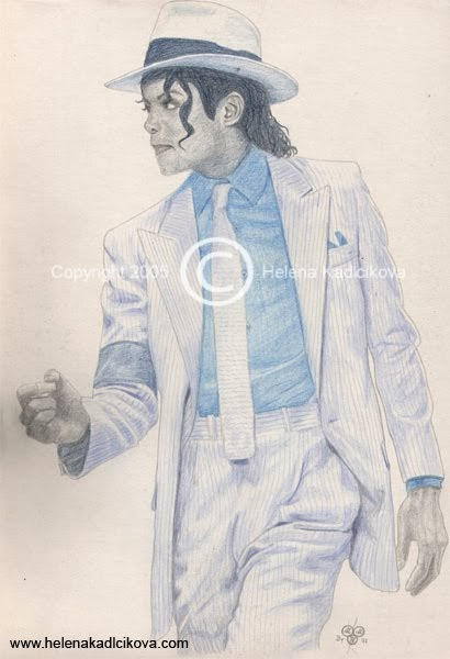 michael jackson sketch smooth - photo #27