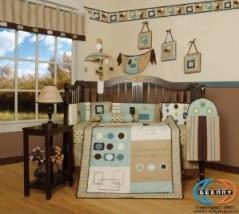 Baby Boy Bedding Ideas