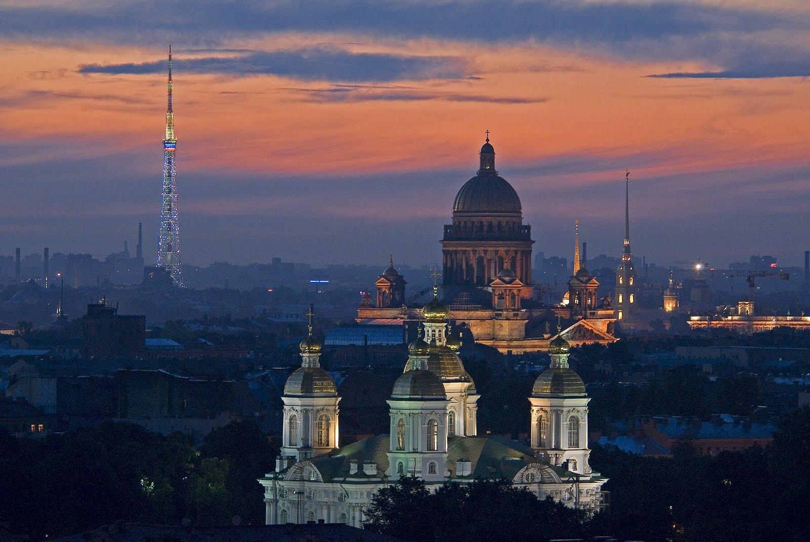Ленинградская область белые ночи 21 фотография