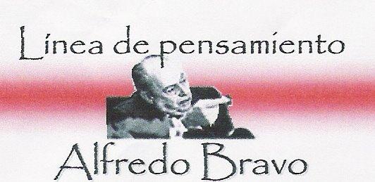 LINEA DE PENSAMIENTO ALFREDO BRAVO