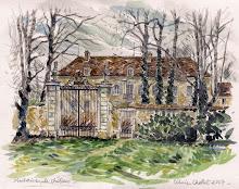 AUBERIVE ( Haute-Marne )